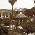 Plaza Donato Guerra Hacia 1919