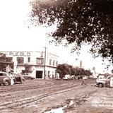 Calle Principal Hacia 1945
