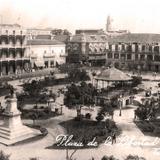 Plaza de la Libertad Hacia 1930