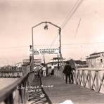 Balnearios en Miramar Hacia 1930