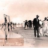 Playa en Miramar Hacia 1930