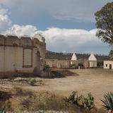 """Ex-Hacienda """"El Triángulo"""" siglo XIX. Abril/2014"""
