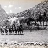Panorama de La Huasteca Hacia 1945