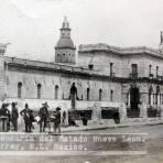 La Penitenciaria Hacia 1900