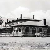 Estacion del Nacional Hacia 1945
