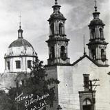 Templo de el Santuario Hacia 1945