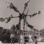 Los Voladores de Hacia 1960