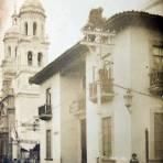 Oficina de Correos y Telegrafos Hacia 1945