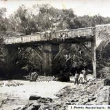 Hacienda Pateo Hacia 1900
