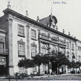 Seminario y Parroquia Hacia 1900