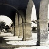 Calle Ayuntamiento Hacia 1945