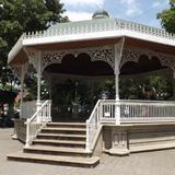 Parque de la Marimba. Julio/2014