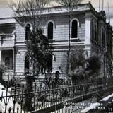Costado del Correo  Hacia 1945