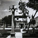 Plaza Juarez Hacia 1945