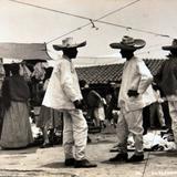 Mercado  Por HugoBrehme Hacia 1930