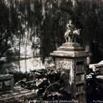 Fuende de Quijote por HUGO BREHME Hacia 1930