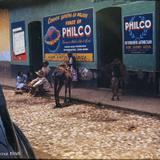 Escena Callejera Hacia 1948