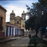 Iglesia de la Soledad Oaxaca 1948 Hacia 1948