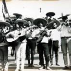 Mariachi tipico Hacia 1945