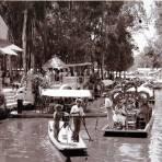 Canales de Xochimilco Hacia 1940