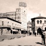 Monterrey, Calle Zaragoza, 1928