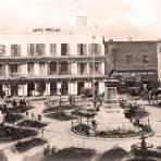 Monterrey, Plaza Hidalgo, 1897