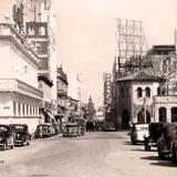 Monterrey, Calle Zaragoza, 1959