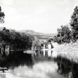 Jardin de la Borda Hacia 1945