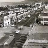 Calle Comercial y La Cantina mas grande del mundo Hacia 1937