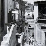 Escena Callejera Hacia 1937 - Taxco, Guerrero