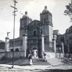 Iglesia de Santo Domingo Oaxaca Hacia 1945