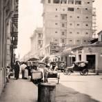 Tampico, Calle Aurora, 1928