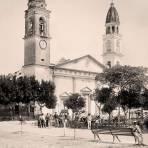 Tampico, Catedral y Plaza de Armas