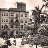 Tampico, Hotel Inglaterra, 1938