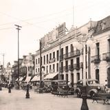 Tampico, edificio de Correos y Tel�grafos, 1937