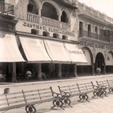 Tampico, portales, 1909