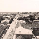 Tampico, vista desde la Parroquia