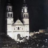 La catedral de noche Hacia 1945