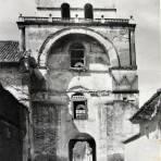 Arco del Carmen hacia 1945