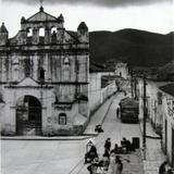Templo de San Nicolas  hacia 1945