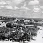 Panoramica del centro Hacia 1945