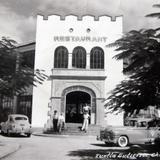 Un restaurante Hacia 1945