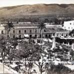 Parque Rodolfo Figueroa  Hacia 1945