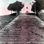 Templo de Guadalupe Hacia 1940