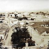 Panorama por: EL FOTOGRAFO HUGO BREHME  Hacia 1930