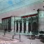 Aspecto de la Penitenciaria  Hacia 1940