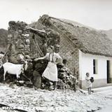 Alrededores de Hacia 1945