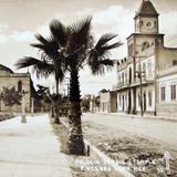Palacio Jardin y Templo Hacia 1940