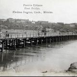 Puente Urbano Hacia 1940