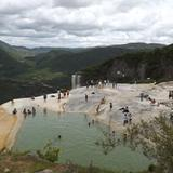 Cascadas de Hierve el Agua. Julio/2014